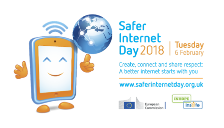 Safer Internet Day Information graphic from www.saferinternetday.org.uk